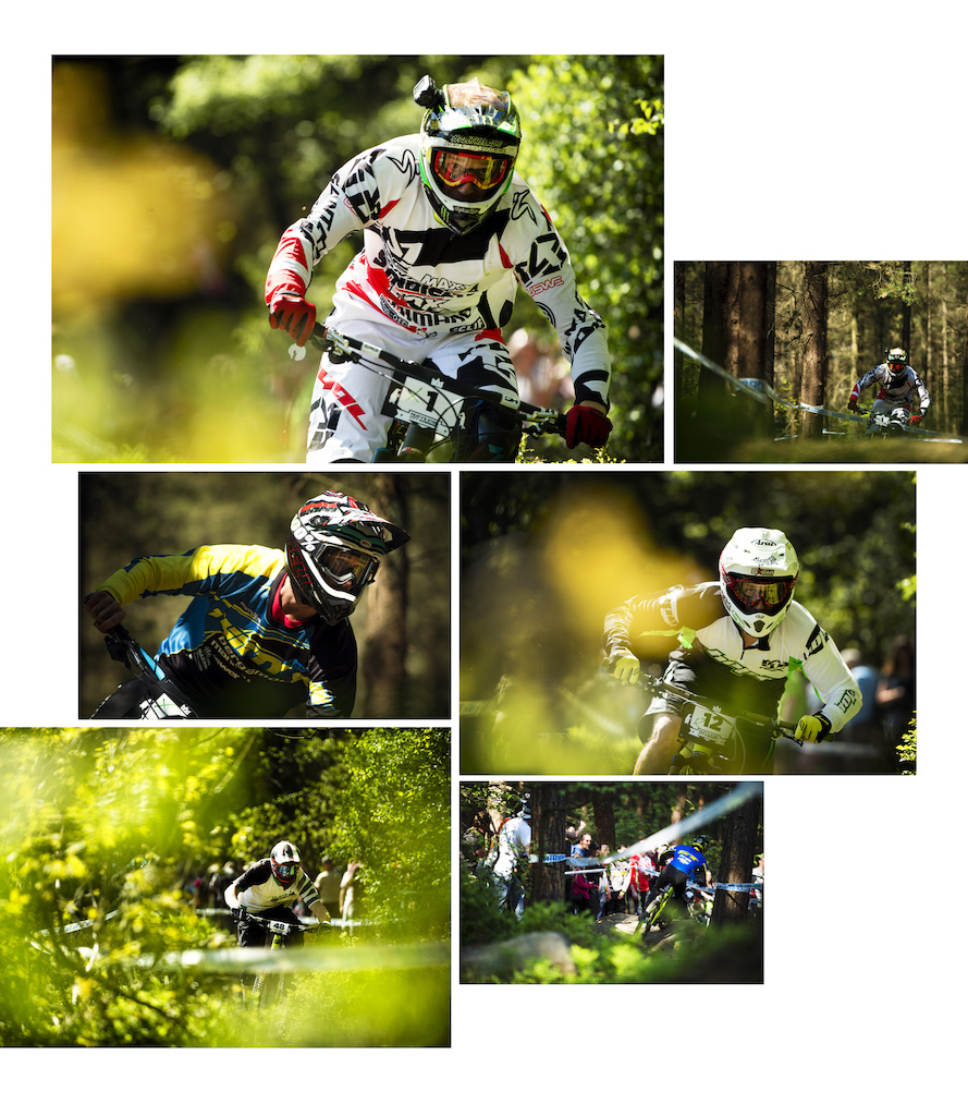 Steve Peat s Steel City DH 2014