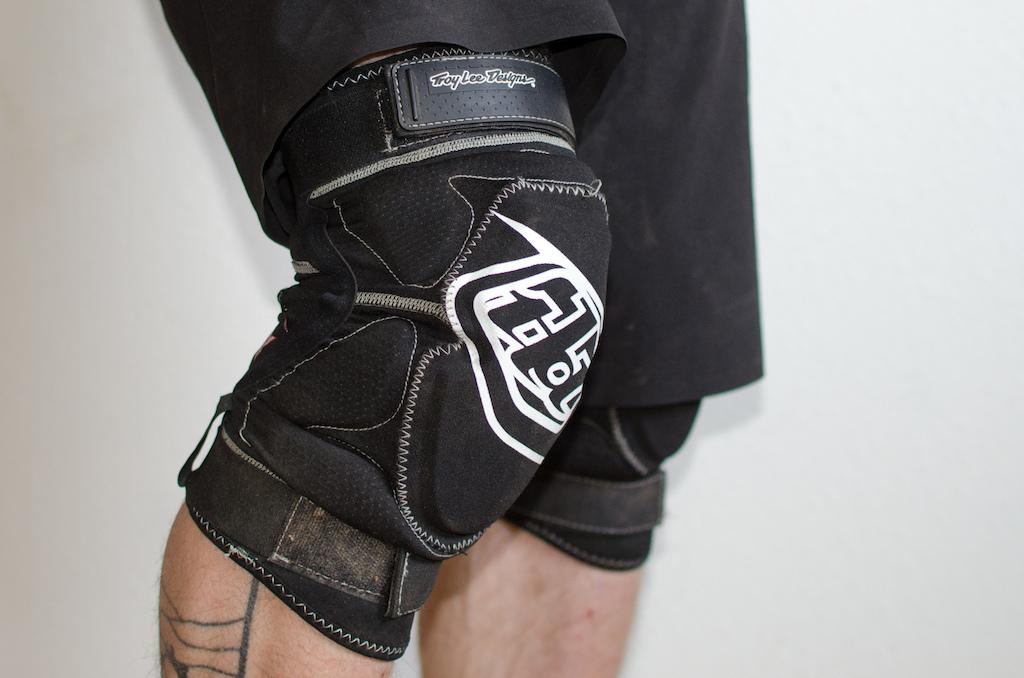 Troy Lee Designs T-Bone II knee pad review