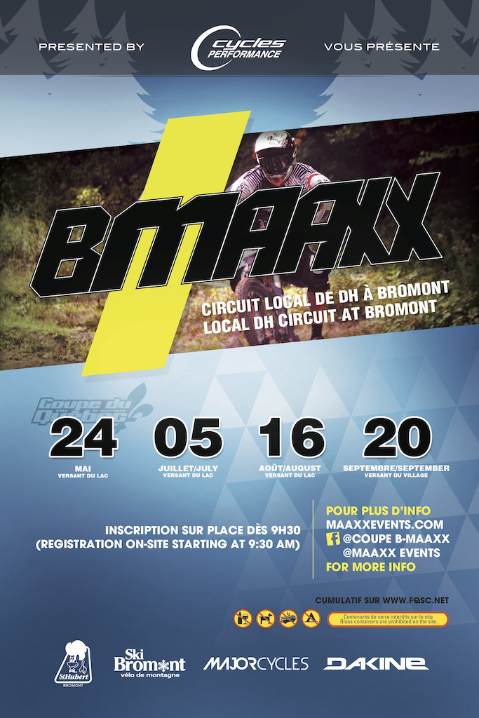 BMAAXX Poster