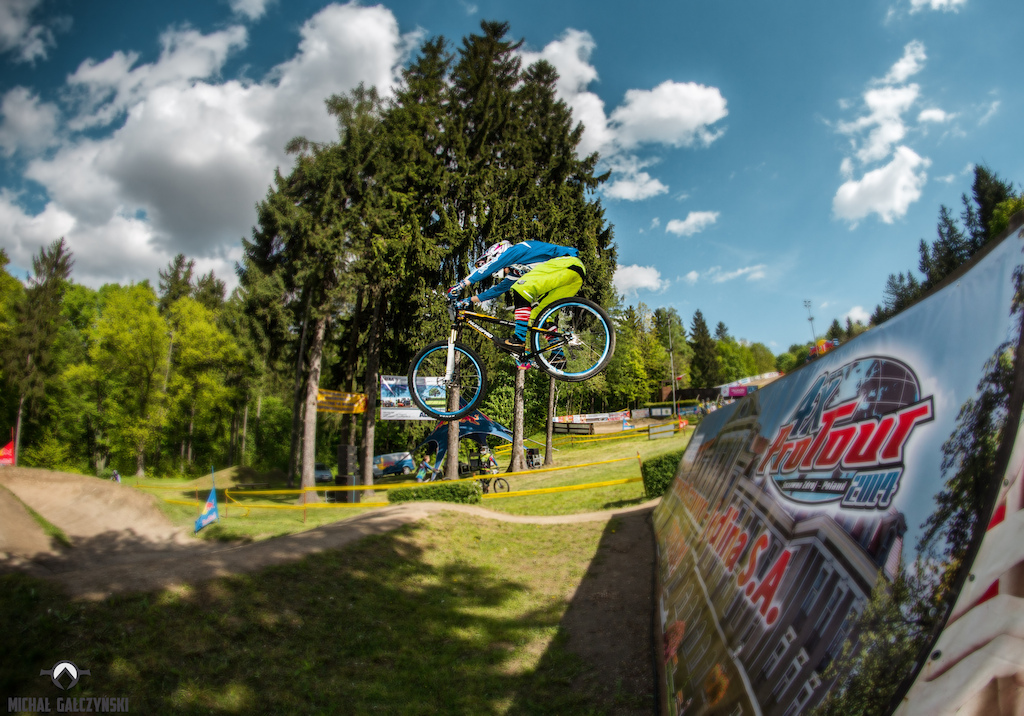 First step of 4x Pro Tour in Szczawno Zdroj PL