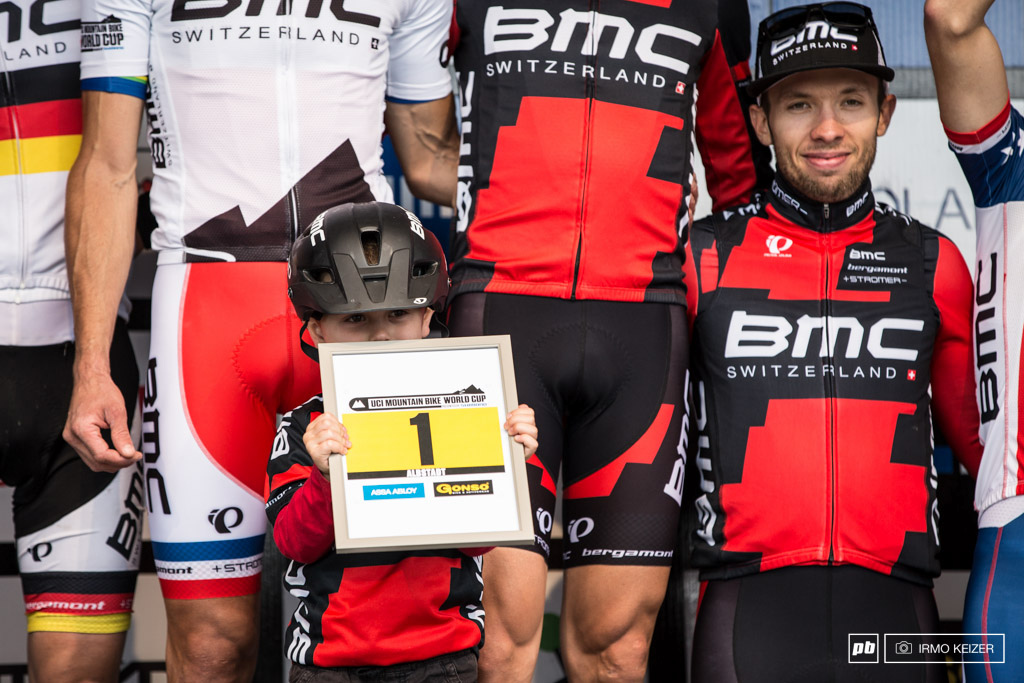 BMC is your number one team. Thanks Albstadt its been exciting.