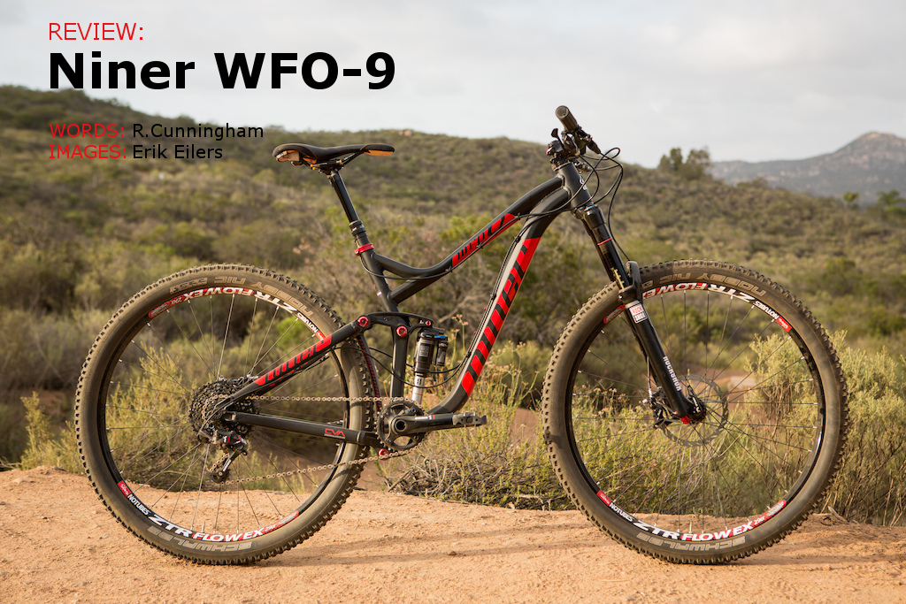 Niner WFO-9 2014 review test