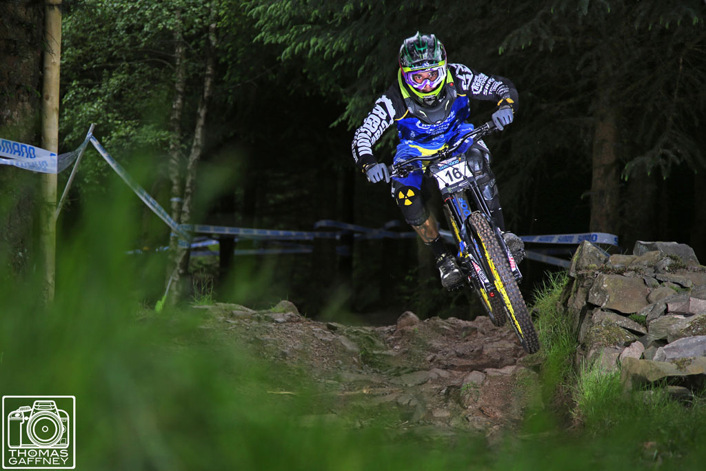 Photos from the third round of the Shimano BDS at Ae forest, copyright www.thomasgaffneyphotography.com