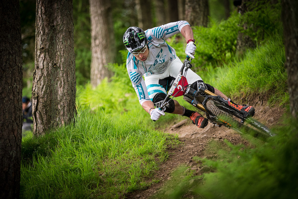 Yeti Images from the 2014 EWS in Scotland