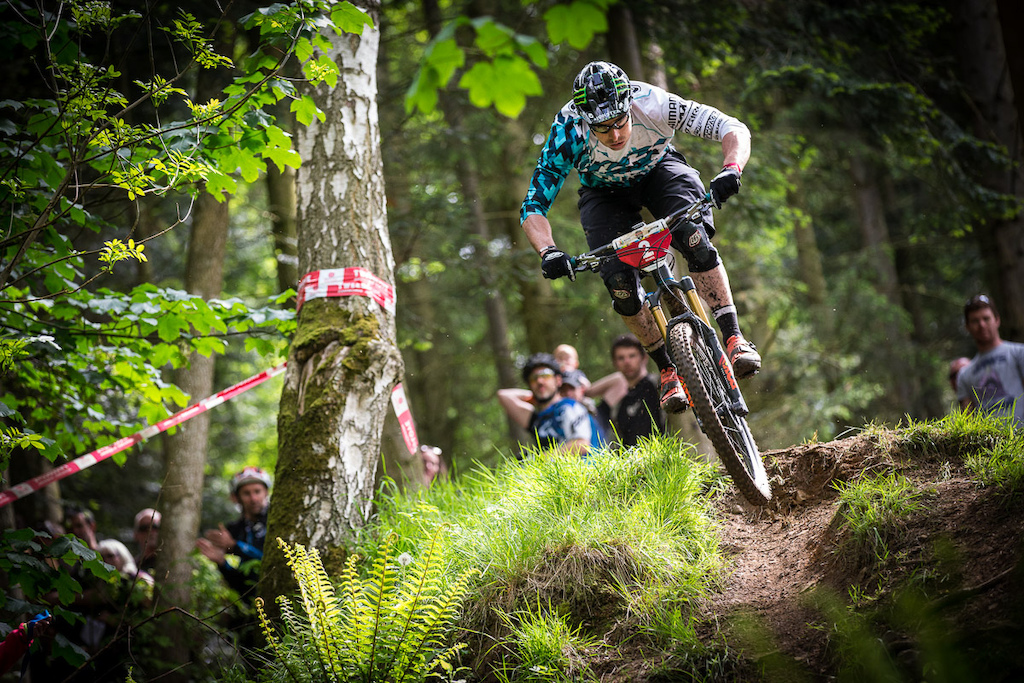 Yeti team images by Sebastian Schieck at EWS #3 2014