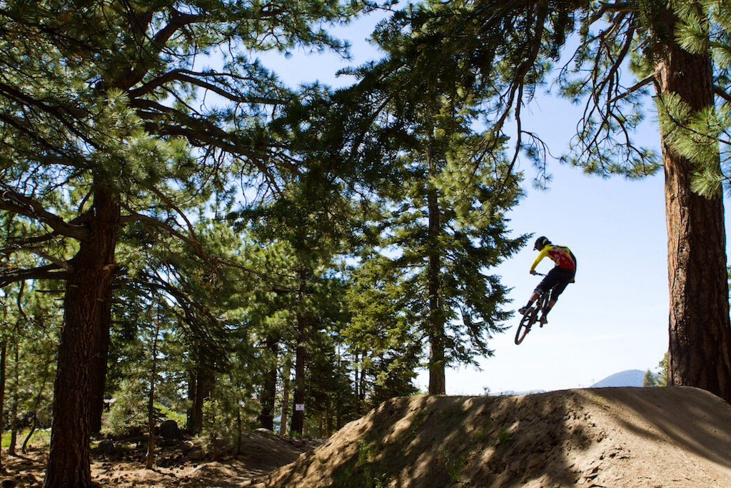 Whip over the 650b table. PC:// Andrew Brodbeck