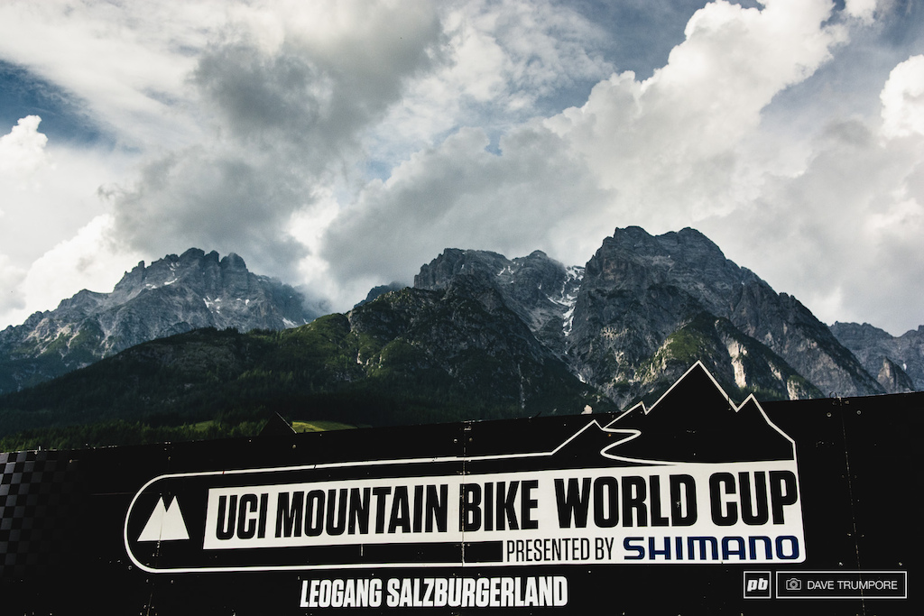 Welcome to Leogang Austria.