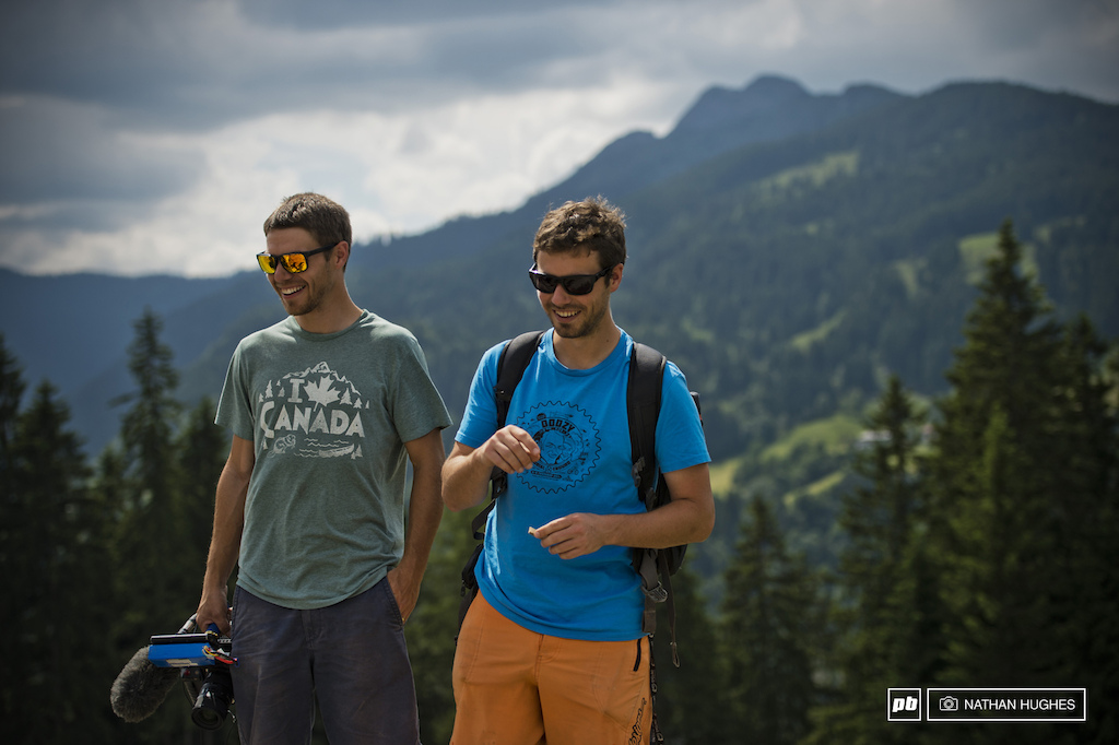 2014 Leogang WC DH images