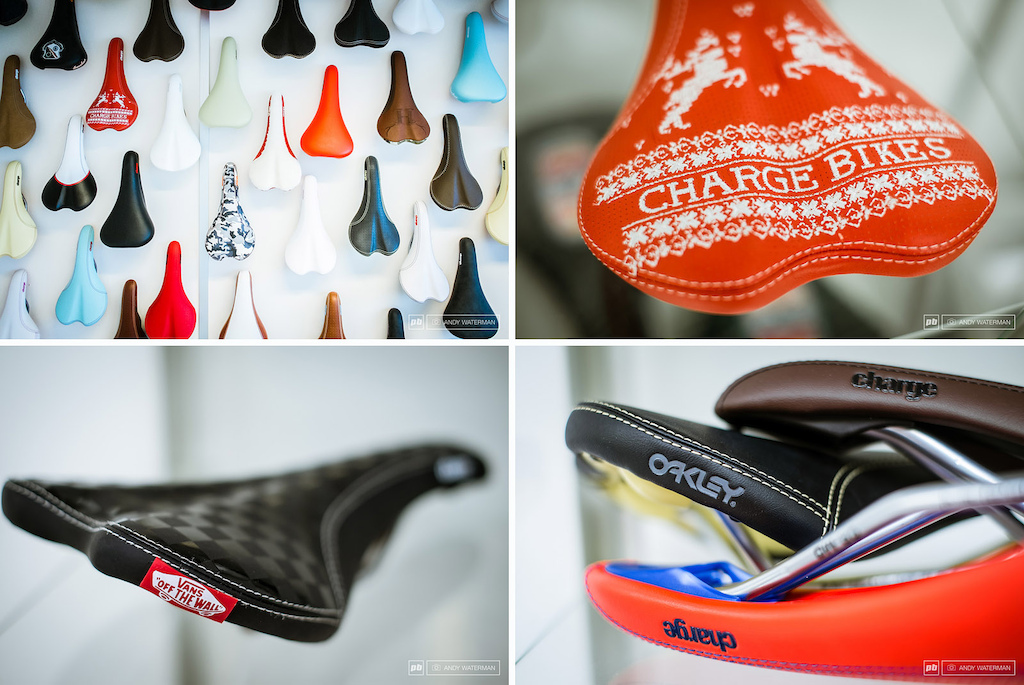 Charge saddle collaborations