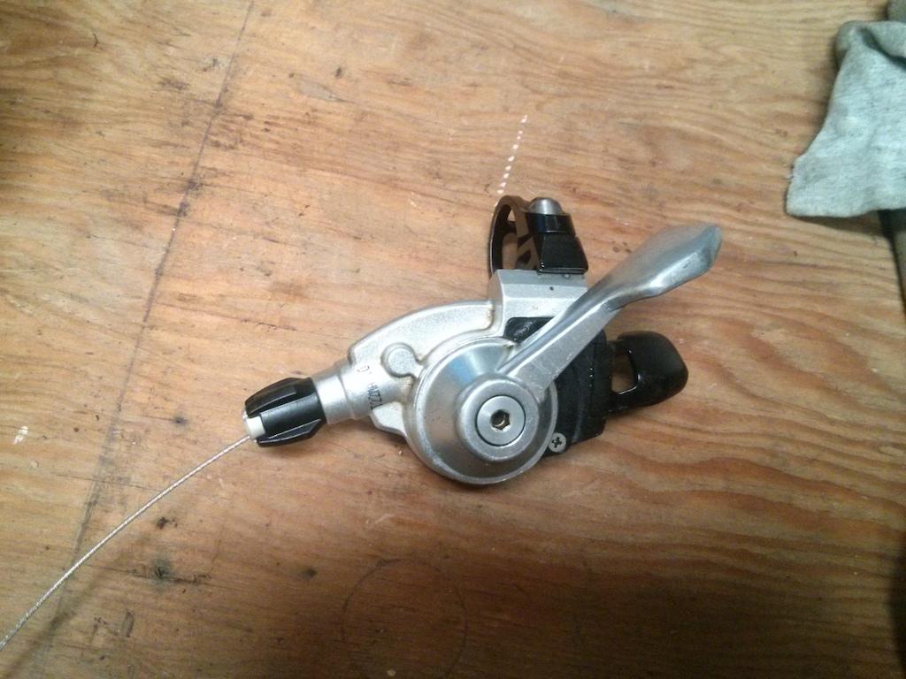0 Sram X9 9 Spd Shifter Mint Shape!!