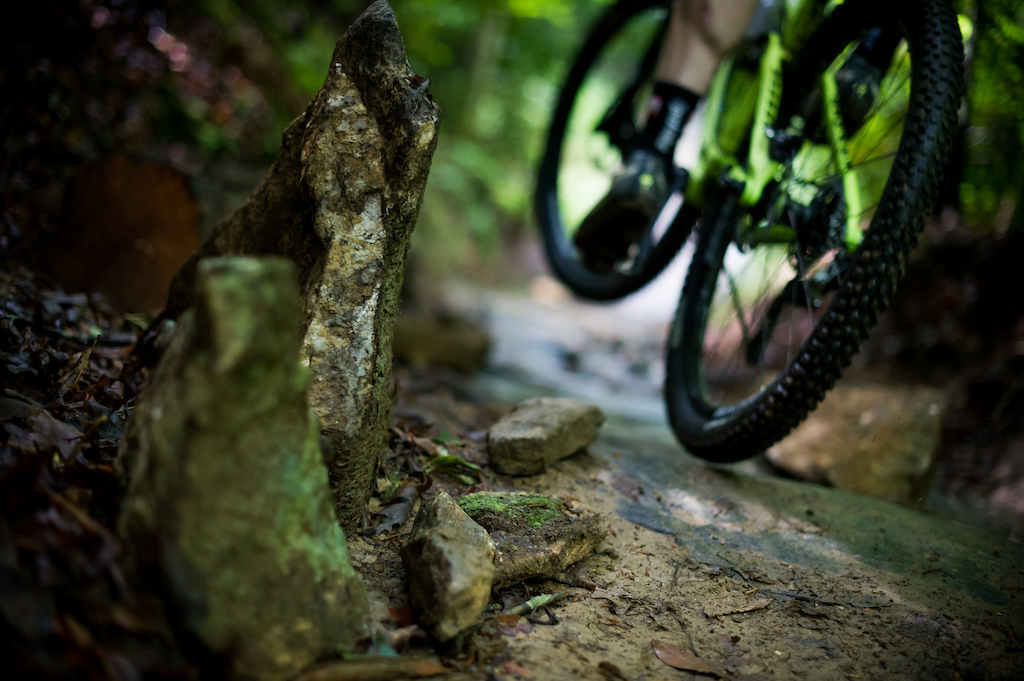 Trek Fuel EX 27.5 FOX RE active shock testing Photos by Dan Milner and Sterling Lorence
