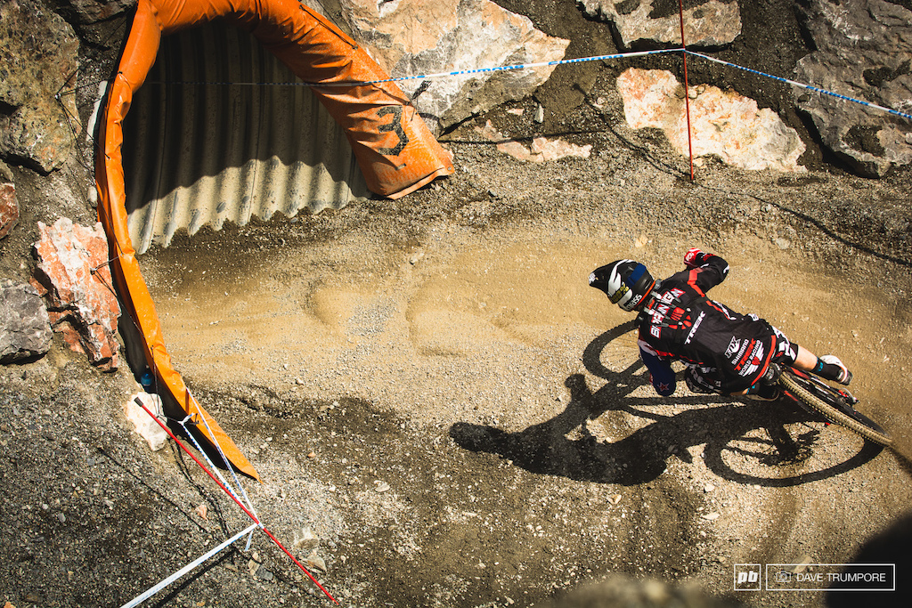 It s been a few years since George Brannigan s break through podium in Hafjell Norway. The potential has been there since and today he finally lived up to it once again.