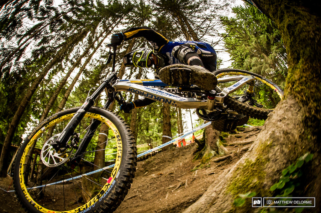 This just wasn t the track for Sam Hill. Hill finished tenth not the follow up to last week we thought we might see. notschladming