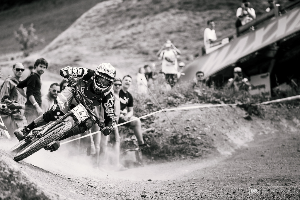 Not a steep enough track for Sam Hill but MSA is still to come and will be looking for a win.