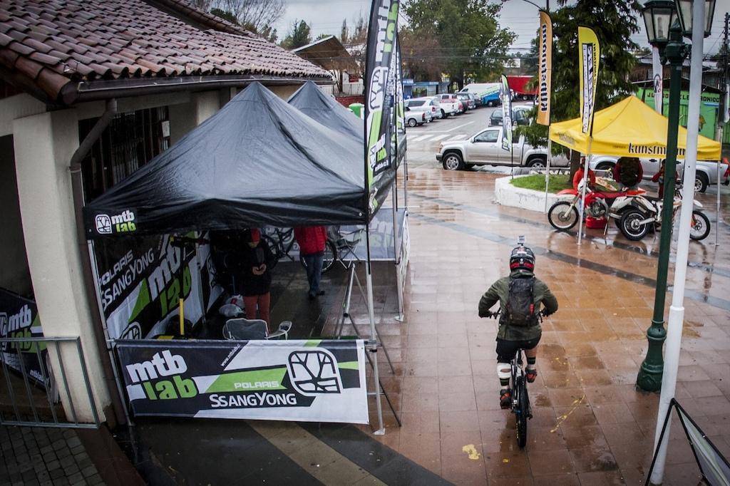 Round 3, Mountenbaik Enduro 2014