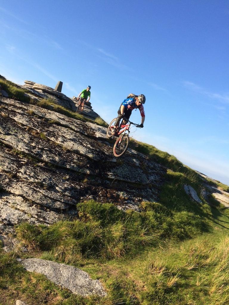 Gooning about on Dartmoor