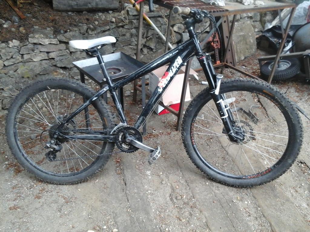 Faithful bike