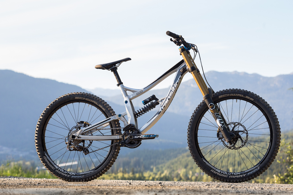 Transition TR500 review