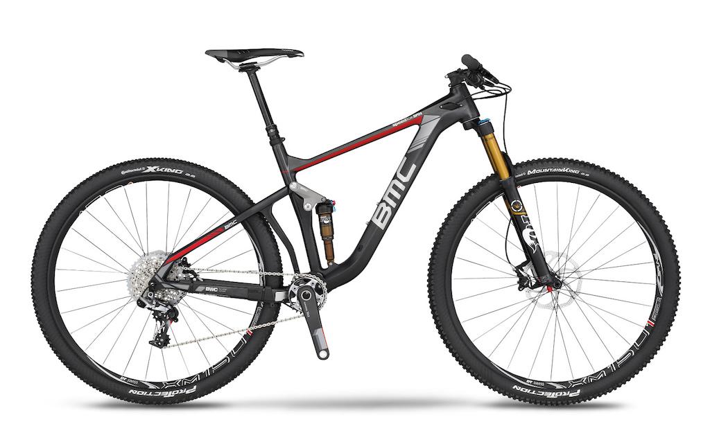 BMC Speedfox SF01 XX1, 2015