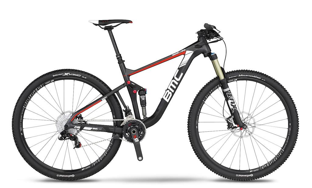 BMC Speedfox SF02 X0, 2015