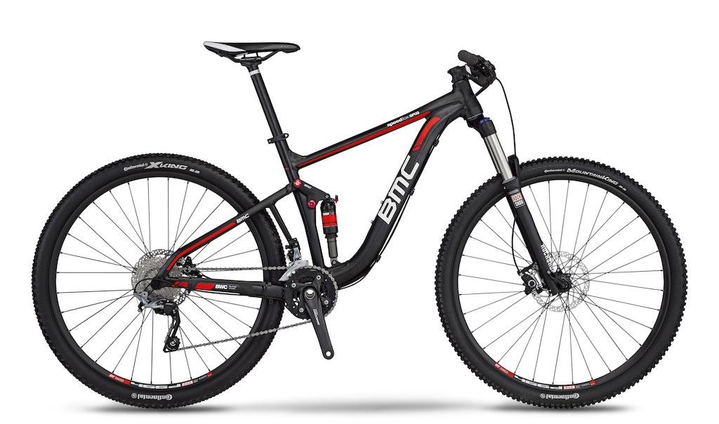 BMC Speedfox SF03 Deore,  2015