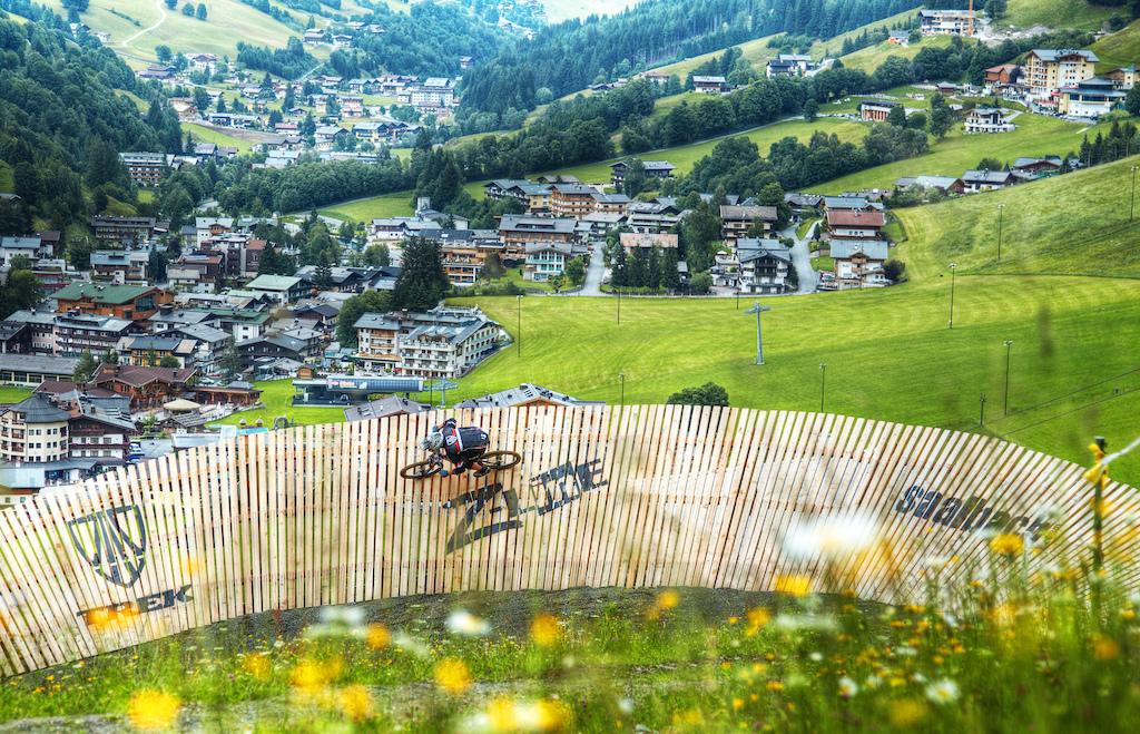 At Z Line In Saalbach Hinterglemm Austria Photo By Brenthillier