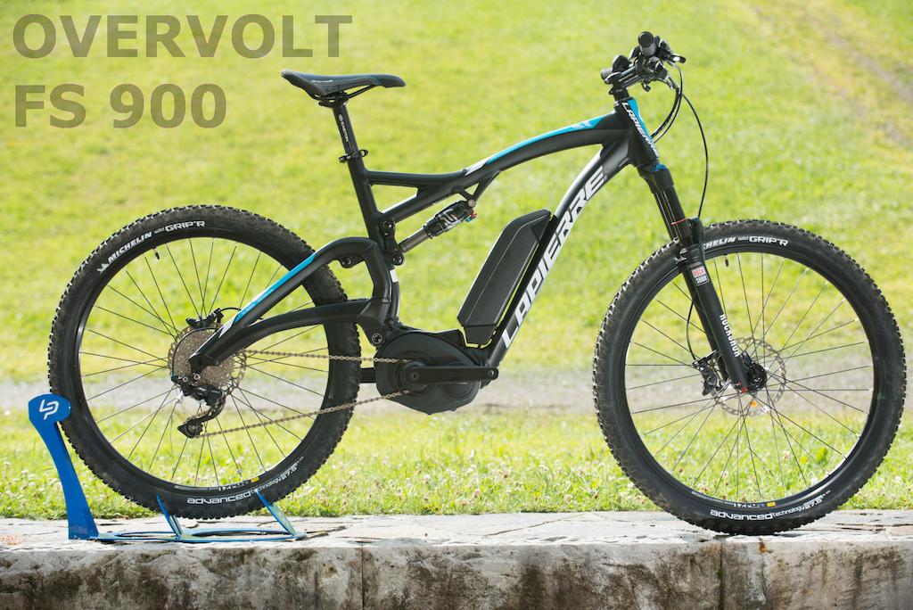 Lapierre Overvolt FS 900 2015