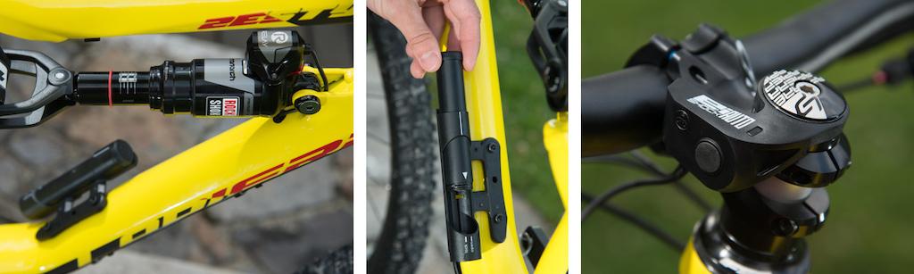 Laiperre E I Auto Shock system