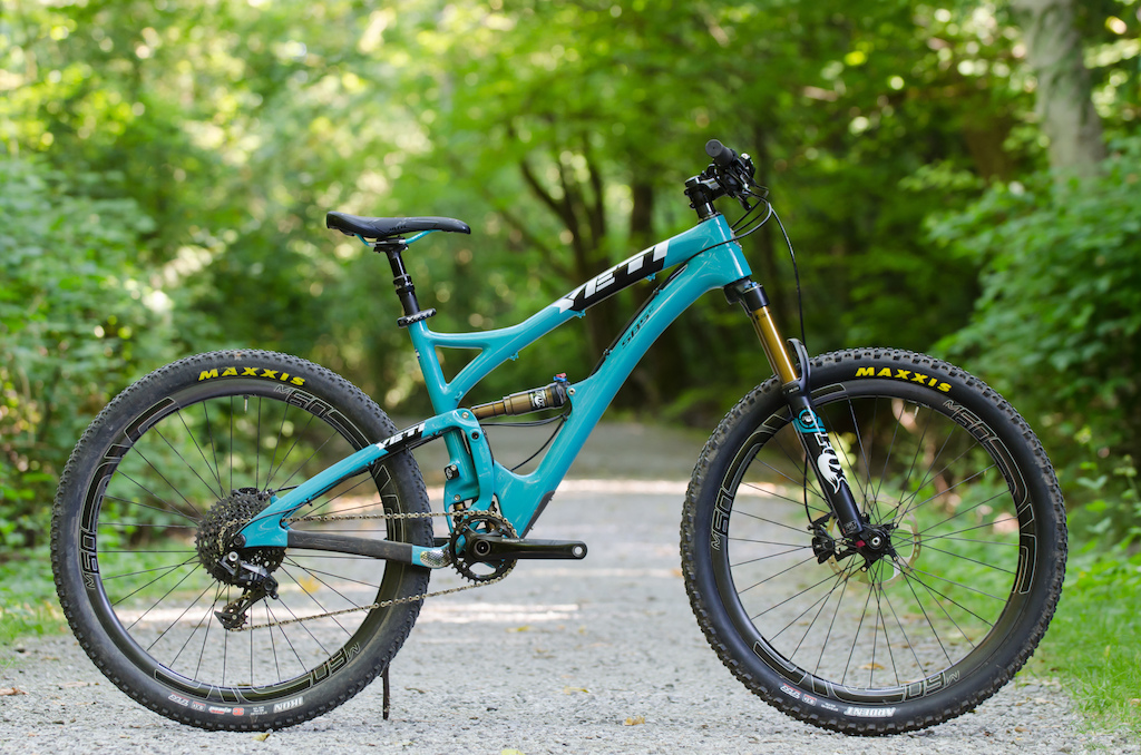 Yeti SB5c - Review - Pinkbike 3f32c4dad