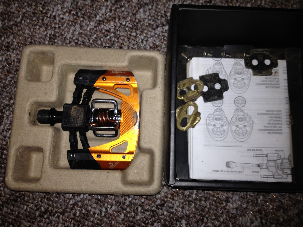 2013 CrankBrothers Mallet 2 Pedals