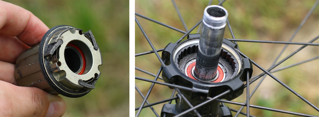 Spank OOZY Trail 295 wheelset review test