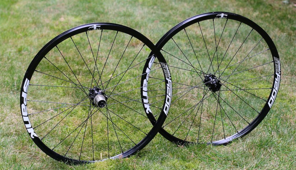 Spank bike rims