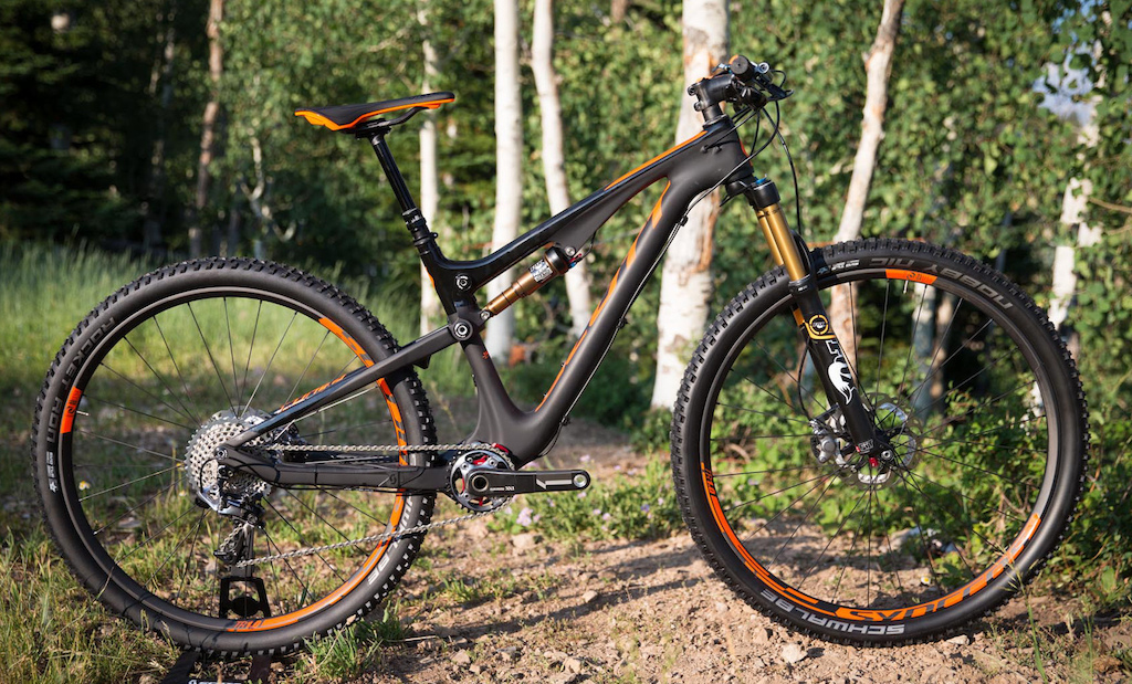 0a0c3c237f4 Scott Unveils its 2015 Trailbikes in Park City, Utah - Pinkbike
