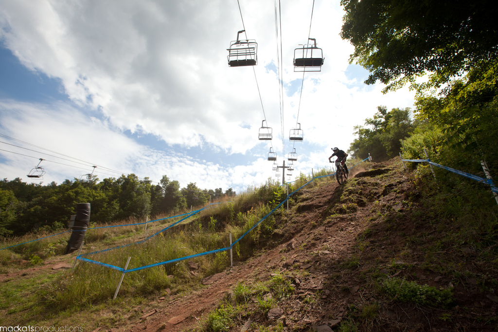 Windham World Cup Preview: POC ESC DH Test Event