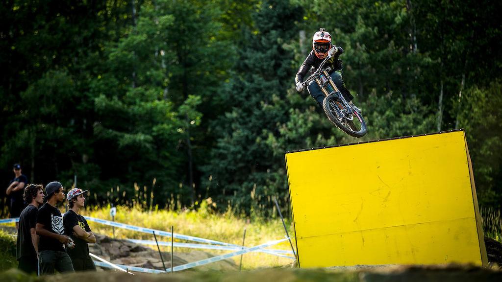 Course Preview. Photo Sven Martin.