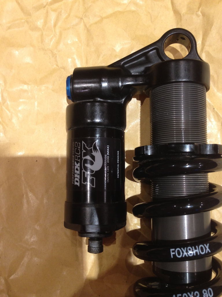2014 Fox RC2 rear shock