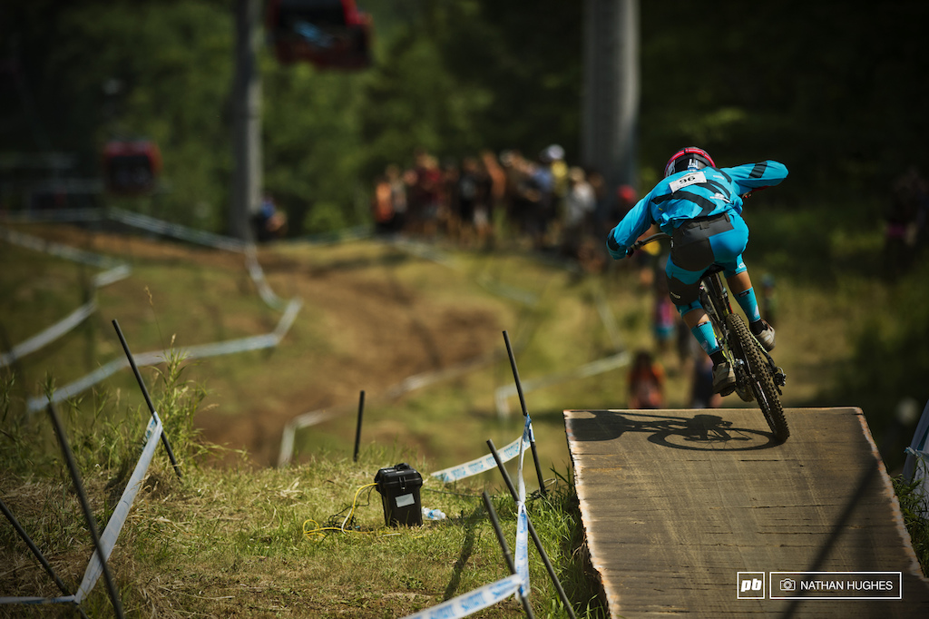 Finals Photo Epic - Mont St Anne DH World Cup 5