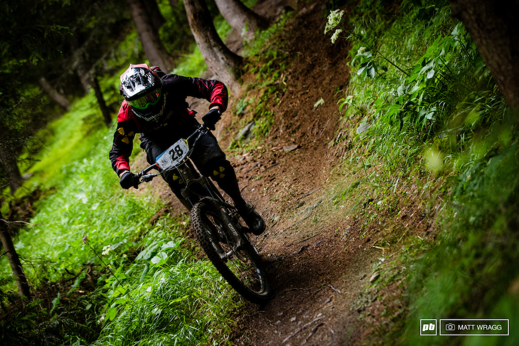 Greg Callaghan EWS interview images
