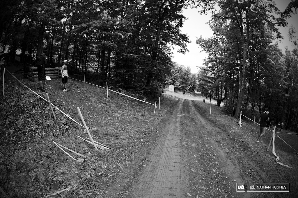 Along with most of the WC features from years gone by Gambler Road Gap remains included and is still pretty enormously long.