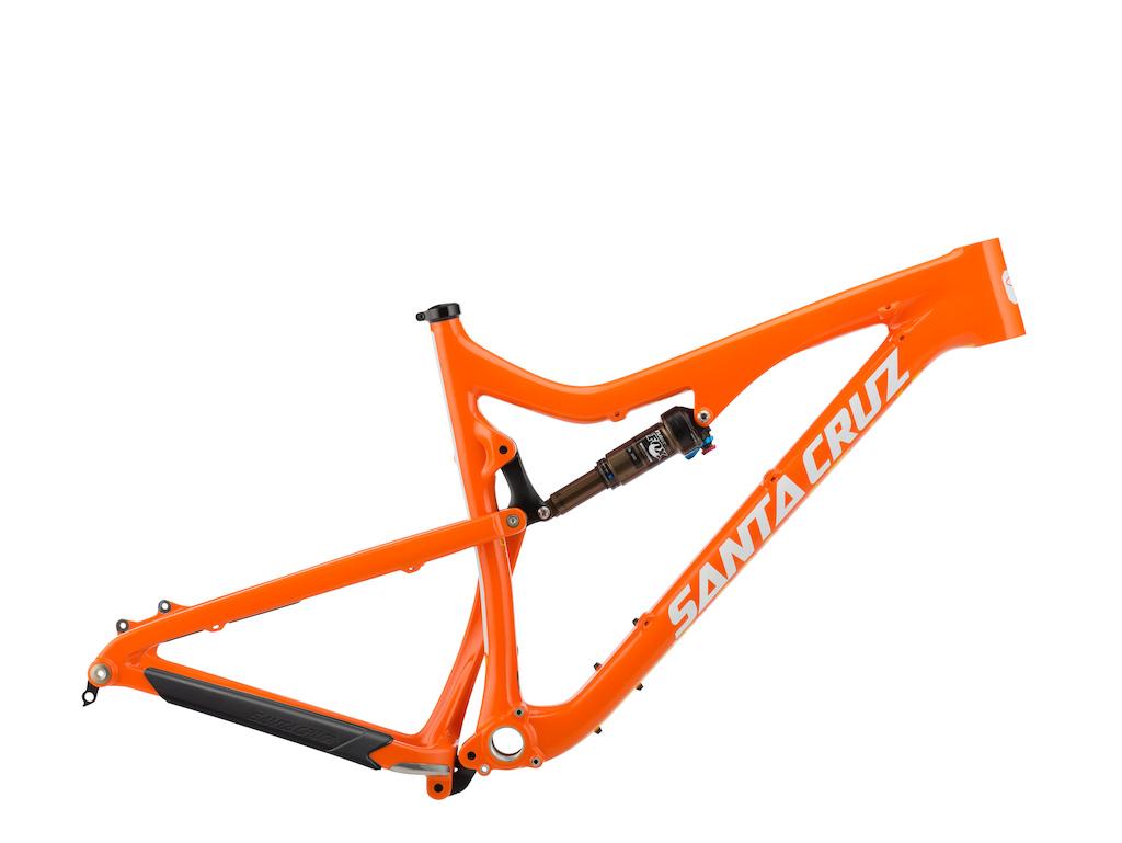 2014 Santa Cruz 5010 / SOLO Carbon Frame w/ FOX Float CTD Kashima