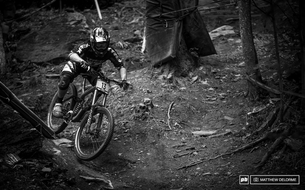 Brook MacDonald has been showing his old form lately getting loose and smashing through rocks. If he can keep his steed beneath him this may be the weekend we see him on the podium again.