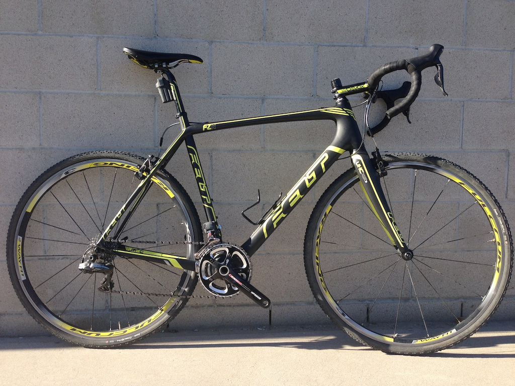 2012 Felt F2X Cyclocross -Dura Ace Di2- OBO