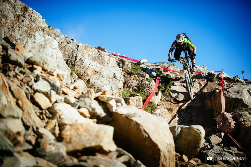 Mark Weir back racing