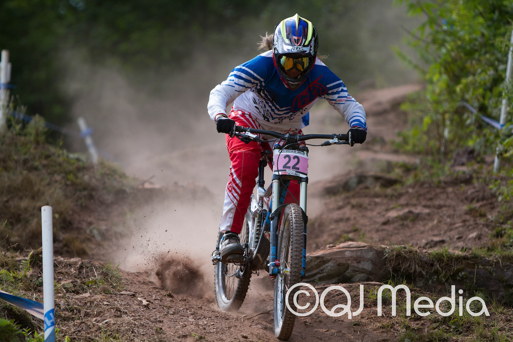 Windham DH UCI Race Day