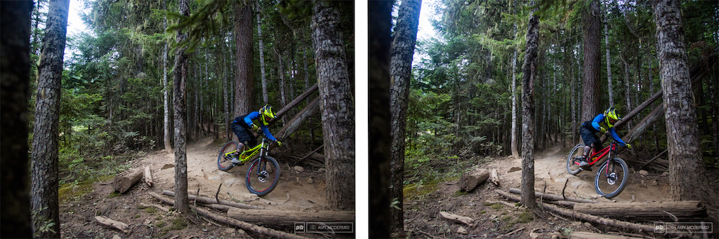 2015 Specialized Demo vs 2014 Specialized Demo