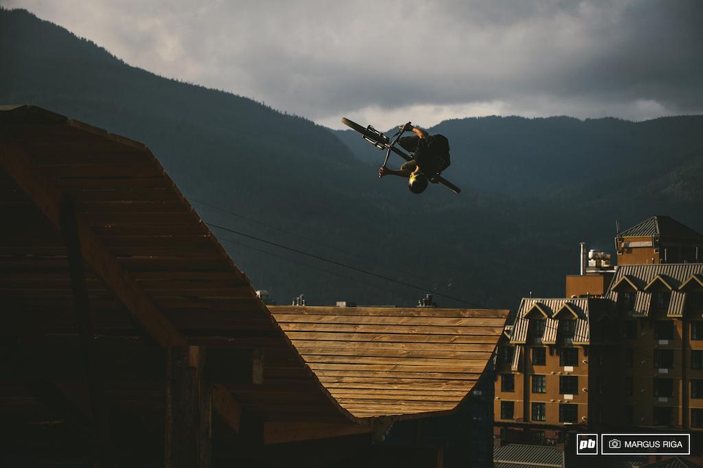 Red Bull Joyride Photo Recap - Crankworx 2014