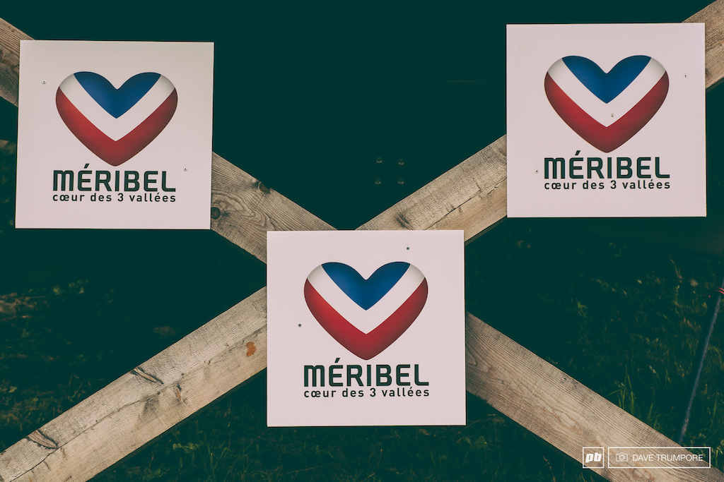 With a track this good it s not hard to love Meribel.