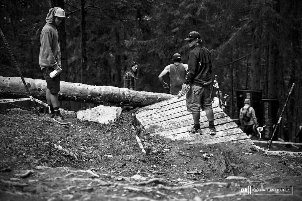 Troy wood huck
