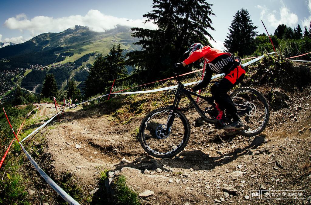 Loris Vergier is on a new bike and home soil chasing a win this weekend and the Jr. overall title.