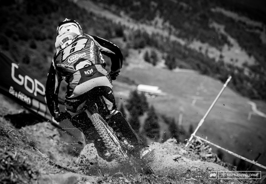 Windham didn t go Sam Hill s way but the track here is just his style. Could we see him take another win here